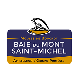 Label Moule Baie du mont saint michel